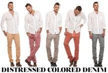 Men's Colored Denim / by Joe's Jeans