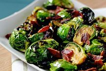 Brussel sprouts / by Anna-Marie Grow
