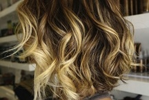 Clip, Curl And Color  / by Julie Canellos