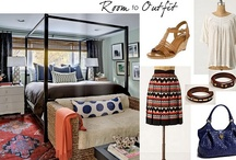 room to outfit / by Ali Henrie