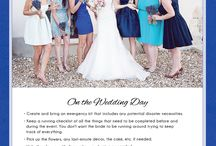 MOH duties / things to help being Matron of honor / by Ashley Apolinar
