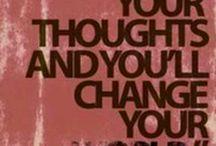 Words / by Jocelyn Harty