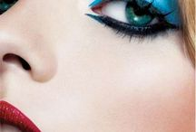 EOTDs / All the Makeup Looks one can need for perpetual inspiration! / by Blush and Beakers