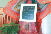 Boho baby  / Shower and nursery ideas for a baby girl / by Brooke Bood