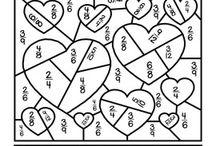 5th Grade Math / 5th grade math and math interventions / by Roxanne Sego