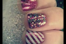 Pretty nails <3 / by Mrs. ♡♥Bailey♥♡