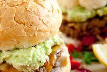 Burgers gone WILD! / by Paulene Panella