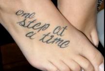 Tattoos / by Ann Rother-Lloyd