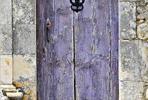 Doors Always Tell More... / MY obsession with doors finally in one place. / by Michelle Parsons