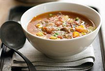 Soups / by Julie Simpson