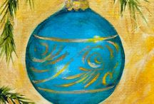 WORLDWIDE GIFTS AND DECORATIONS ART PARTY / OPEN INVITATION - POP UP 1-24 DECEMBER  All Artists and art lovers. Online exhibition for 24 days.  See my blog for details. http://paintamasterpiece.blogspot.ca/2013/11/gifts-and-decorations-art-party-begins.html  FOLLOW BY EMAIL on the left to receive the links JOIN THE PARTY - 1st to 24th Dec ADD YOUR LINK 24 OPPORTUNITIES - Use the daily link at the bottom ADD YOUR LINK - post family friendly creations in the GIFTS AND DECORATIONS theme. Questions? don't hesitate to ask / by Sea Dean Paint a Masterpiece