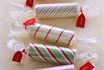 Gift wrapping ideas / by Pam Smith