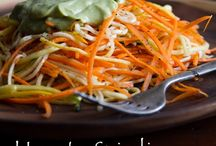 Spiralized Dishes / by Harvard Common Press