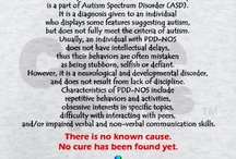 PDD-NOS, ASPERGERS, ADHD / by Julie Breaux