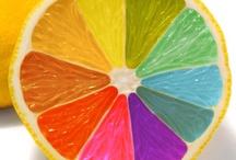 Rainbow colors / by Natalie Allaverdova