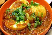 Egg Recipes / Get all the egg recipes in Hindi here at http://www.jagran.com/lifestyle/khana-khazana-hindi.html / by Pooja Rajput