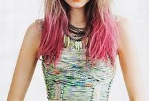 Curl Up & Dye...Hair Talk / by Toni Patton