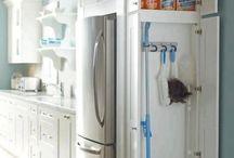 Kitchen Ideas / by Stefanie Pittl