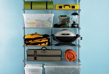 The Organized Garage / by The Container Store