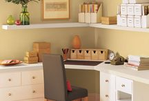 Office Space / by Sherrill Morrison