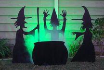 All Hallows Eve / Autumn and Halloween ideas / by Cristina Sans