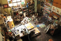 Art Studio-A MUST! / by Lauren Dunn