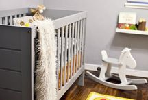 Modern Children's Rooms - Grey / by Erica Glasier