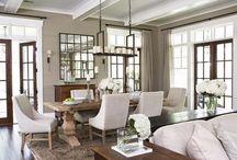 dining rooms / by Lauren Burgess