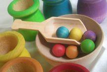 Childhood / activities, materials, space / by Meryem Nait