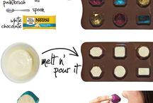 Cake Decoration Ideas / by Annilem