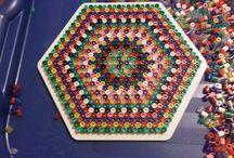 Perler beads / by Kathrine Folmer