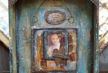 Artistic Lovelies / by Elise D'Adamo