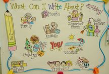 Kindergarten - Literacy / by Susan Logan