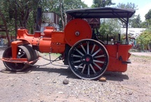 Steam Powered Vehicles / Vintage / by Pat McCarthy