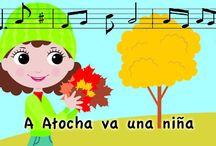 Canciones Infantiles / by Estrella Amaro