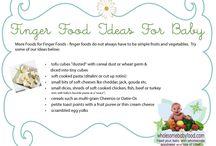 Baby Recipes / by Elaina Strub