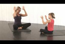 Yoga for kids :) / by Brittany Day