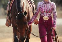 Horses/clothes/shows  / by Kimberlee Squanda
