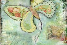 Art that I love / art / by Alice Dooling