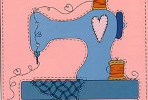 Let's sew! / by Lizbeth Reyes Peimbert