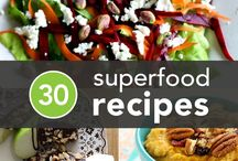 Superfood Recipes / by Live Well Online