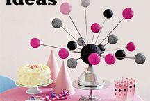 Party ideas / by Hollie Masanz