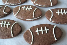 Game Day Grub / With a spread like this, guests will still be cheering long after the game is over. #GameDayGrub  / by Food.com