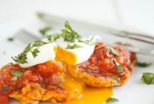 food: eggs! / by Katie Phares