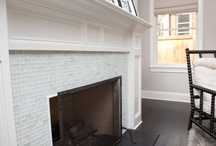 Fireplace Tile / by Suzanne Williams