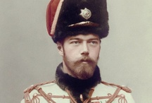 Tsar Nicholas II / by Marilyn Beato