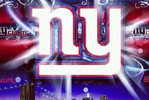 NY Giants / by Kim Curren