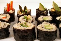 Vegan Sushi / by Yurt Girl LA