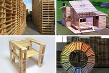 pallets / by Linda Richards