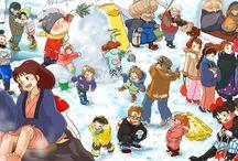 Ghibli / by Andrea D'Andrea